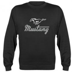 Реглан Ford Mustang - FatLine