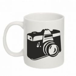 Кружка 320ml Фотоаппарат - FatLine