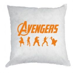 Подушка Four Avengers - FatLine