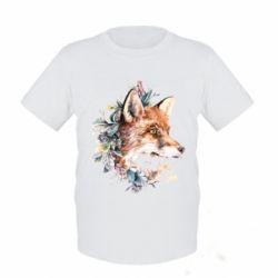Дитяча футболка Fox Art