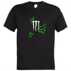 ������� ��������  � V-�������� ������� Fox Monster Energy - FatLine