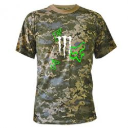 ����������� �������� Fox Monster Energy - FatLine