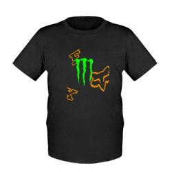 ������� �������� Fox Monster Energy - FatLine