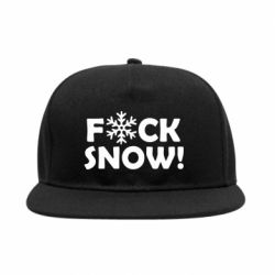 Снепбек FUCK SNOW - FatLine