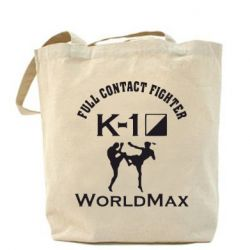 Сумка Full contact fighter K-1 Worldmax - FatLine