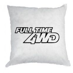 Подушка Full time 4wd - FatLine