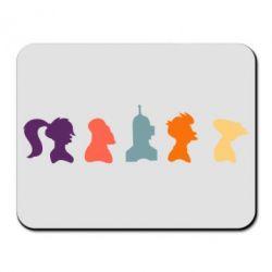 Коврик для мыши Futurama - FatLine
