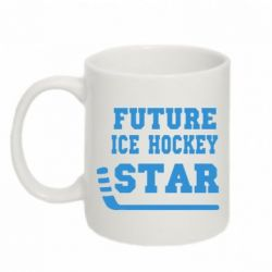 Кружка 320ml Future Hockey Star - FatLine
