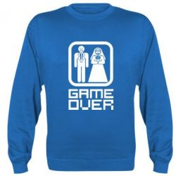 Реглан Game Over - FatLine