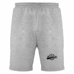 Мужские шорты Гандбол Лого - FatLine