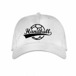 Детская кепка Гандбол Лого - FatLine