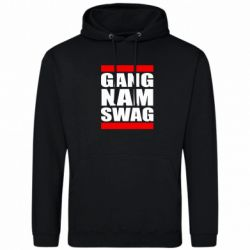 Толстовка GANG NAM SWAG - FatLine