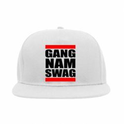 Снепбек GANG NAM SWAG - FatLine