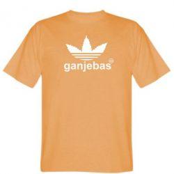 Мужская футболка Ganjubas - FatLine