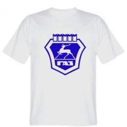Мужская футболка ГАЗ - FatLine