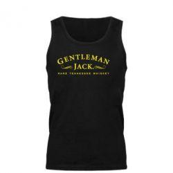 Мужская майка Gentleman Jack - FatLine