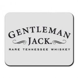 Коврик для мыши Gentleman Jack - FatLine