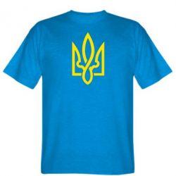 Мужская футболка Герб 2 - FatLine