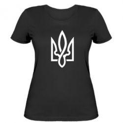 Женская футболка Герб 2 - FatLine