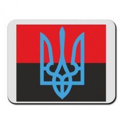 Коврик для мыши Герб на прапорі - FatLine