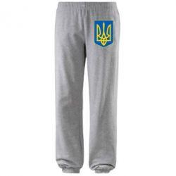 Штаны Герб неньки-України - FatLine