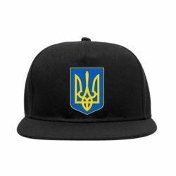 Снепбек Герб неньки-України - FatLine