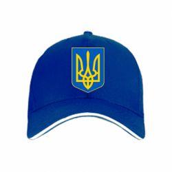 Кепка Герб неньки-України - FatLine