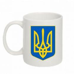 Кружка 320ml Герб неньки-України - FatLine