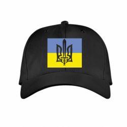 Детская кепка Герб Правого Сектору - FatLine