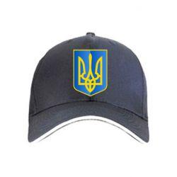 кепка Герб України 3D - FatLine