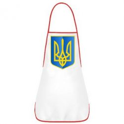 Фартук Герб України 3D - FatLine