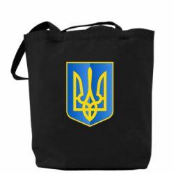 Сумка Герб України 3D - FatLine
