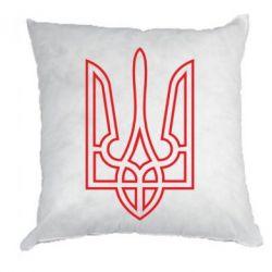 Подушка Герб України (полий) - FatLine