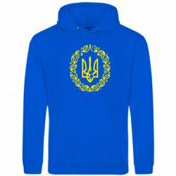 Толстовка Герб Украины - FatLine