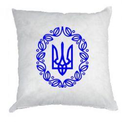 Женская толстовка Герб Украины - FatLine