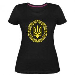 Реглан Герб Украины - FatLine
