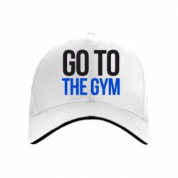 Кепка GO TO THE GYM - FatLine