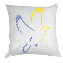 Подушка Голуб миру - FatLine