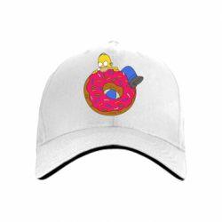 Кепка Гомер и Пончик - FatLine
