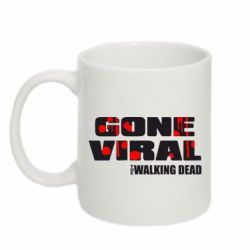 Кружка 320ml Gone viral (Walking dead) - FatLine