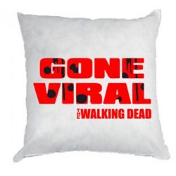 Подушка Gone viral (Walking dead) - FatLine