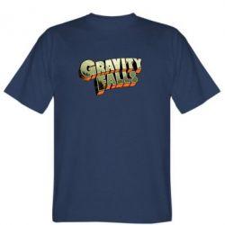 Мужская футболка Gravity Falls - FatLine