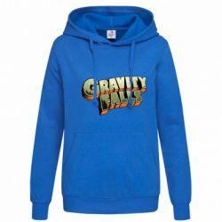 Женская толстовка Gravity Falls - FatLine