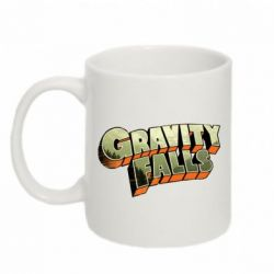 Кружка 320ml Gravity Falls - FatLine