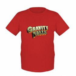 Детская футболка Gravity Falls - FatLine