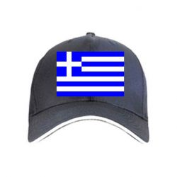 Кепка Греция - FatLine