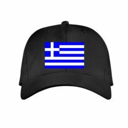 Детская кепка Греция - FatLine