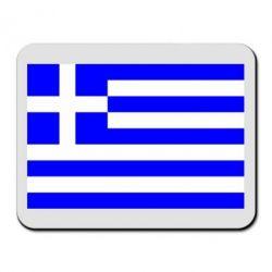 Коврик для мыши Греция - FatLine
