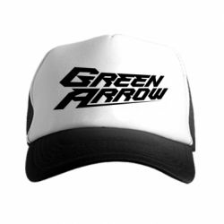 Кепка-тракер Green Arrow - FatLine