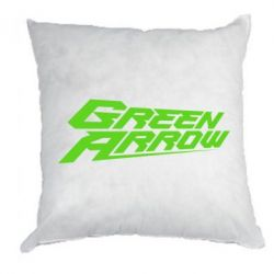 Подушка Green Arrow - FatLine